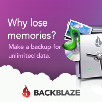 BackBlaze Perfect PCs